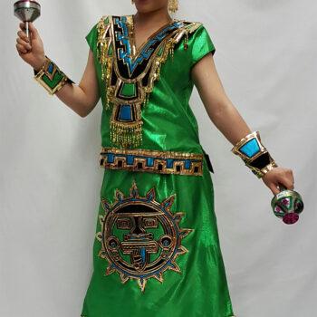 traje de azteca 2