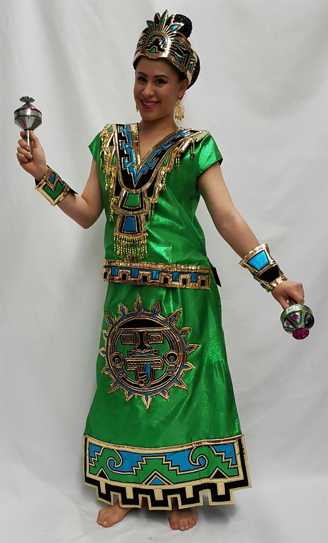Aztec Costumes For Women