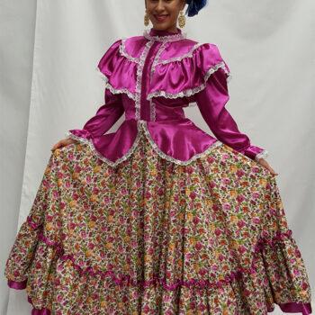vestido de nayarit